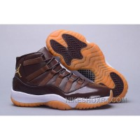 Air Jordan 11 Hamilton Chocolate Gum Free Shipping Trc2r