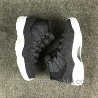 Air Jordan 11 Wool Dark Grey Online XGrRxE2