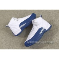 "Air Jordan 12 ""French Blue"" Authentic 7 Days Delivery"