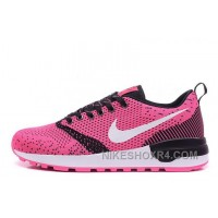 Black Friday Deals Nike Flyknit Air Max 87 Womens Trainers Orange Pink YwbHD