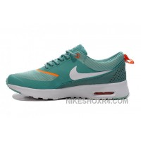 Top Reduced Womens Nike Air Max 87 90 Running Shoes On Sale Green ZesrA