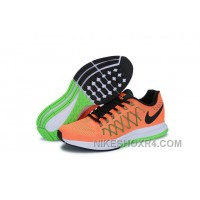 Men NK Air Zoom Pegasus 32 Shoes Orange A07 Online