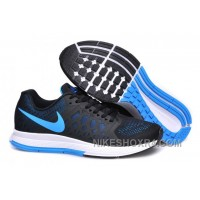 Wholesale Nike Air Zoom Pegasus Mens Running Shoes Black And Jade Hot