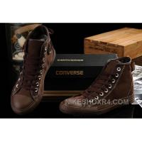 CONVERSE Fast And Furious Brown All Star High Tops Chuck Taylor Canvas Shoes For Sale BiZhJ