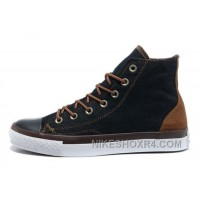 New Black CONVERSE Denim All Star Vampire Diaries High Tops Sneakers Hot Now 3H4kr