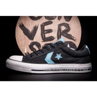 Black CONVERSE Star Player EV Chuck Taylor All Star Low For Sale Z7A67