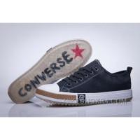 Black CONVERSE Chuck Taylor All Star Sawtooth Transparent Sole Free Shipping XpCiC