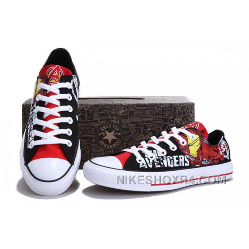 Marvel Converse Shoes