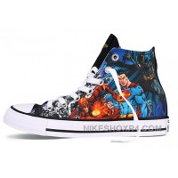 CONVERSE DC Comics Justice League Chuck Taylor 2017 New