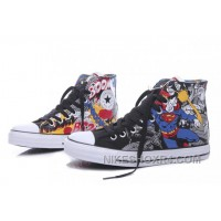 CONVERSE Chuck Taylor Superman DC Comics Iconic 2017 New