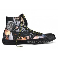 CONVERSE DC Comics Batman Chuck Taylor 2017 New