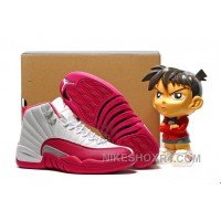 "2016 Air Jordan 12 GS ""Dynamic Pink"" For Sale CRicy"