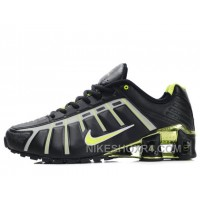 Men NIke Shox NZ O Leven Running Shoe 211