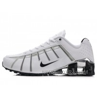 Men NIke Shox NZ O Leven Running Shoe 214