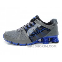 Men Nike Shox Agent Running Shoe 207