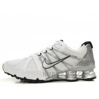 Men Nike Shox Agent Running Shoe 203