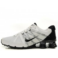 Men Nike Shox Agent Running Shoe 200