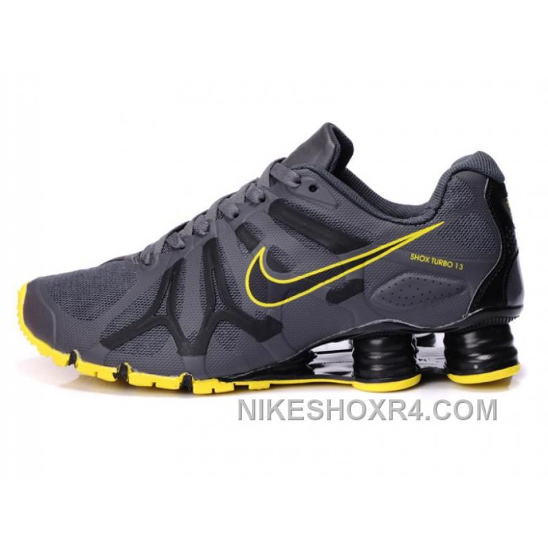 Men Nike Shox Turbo 13 Running Shoe 249 Wb6ie ...