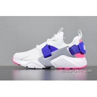 Nike Air Huarache City Low 5 Running Shoes AH6804-10 Best