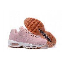 Nike Air Max 95 2017 Spring New Pink Women Lastest K7Ci5c