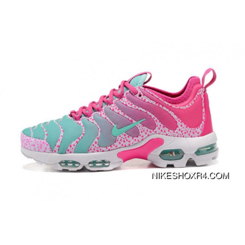 competitive price b1d8d 51975 ... Nike Max Tn Air Max Tn Womens Pink Green White Latest ...