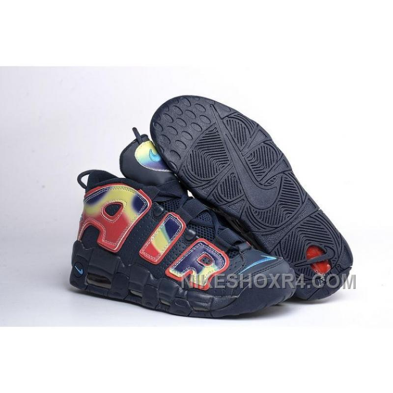NIKE AIR MORE UPTEMPO OG Black Kick Game Discount XDS3d ...