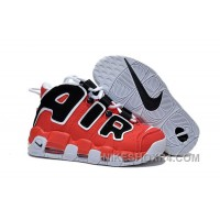 """Womens Nike Air More Uptempo GS """"Hoop Pack"""" Varsity Red/-White Black Friday Deals Y3ZPb"""