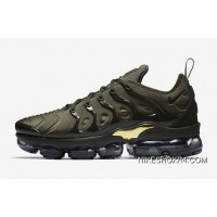 Mens Nike Air Vapormax Plus Cargo KhakiShoes Crg Khaki/Sq-Cly Grn-Mtlc Gold 924453-300 New Year Deals