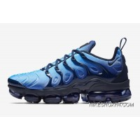 Mens Nike Air Vapormax Plus Photo BlueShoes Obsidian/Obsidian/Photo Blue/Black 924453-401 Best