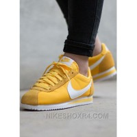 Nike Cortez Womens Yellow Black Friday Deals 2016[XMS1889] New Release JcHsF