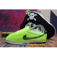 Hot Sell Popular Womens Nike Cortez Mesh Yellow Black Jogging Shoes Fashionable Copuon Code HssTQ