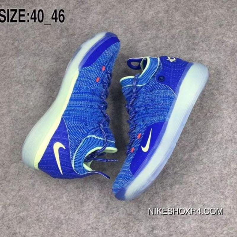 62a8395795e1 ... Men Nike Zoom KD 11 Basketball Shoe AAAA 482 Outlet ...