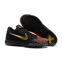 "2017 Nike Kobe 10 Elite Low ""Christmas"" Mens Basketball Shoes Discount BaSit"