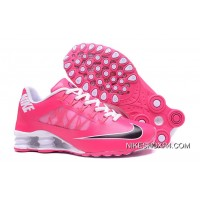 NIKE SHOX 808 Pink Women For Sale