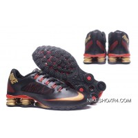 NIKE SHOX 808 Black Gold Best