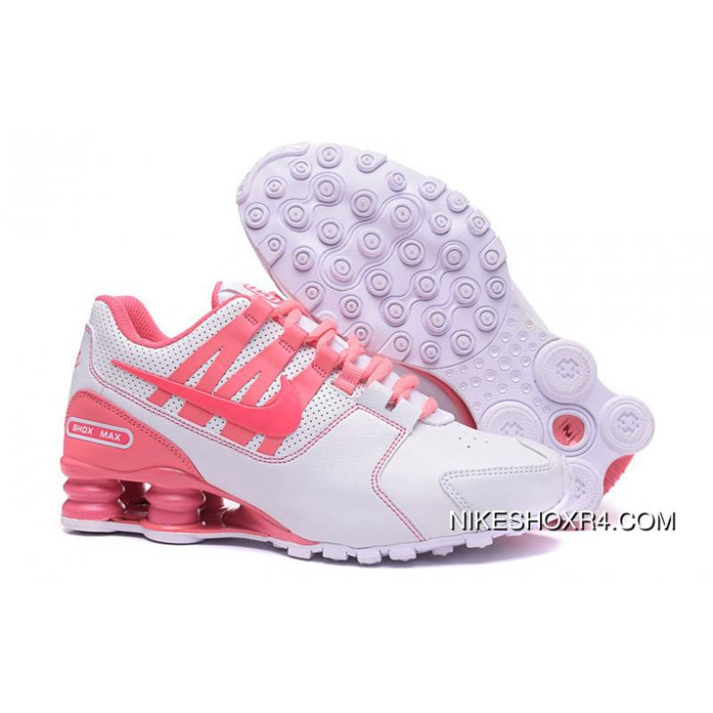 more photos 405a5 4d221 NIKE Shox Avenue White Pink Women 2018 New Online, Price   88.69 ...