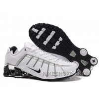 Nike Shox NZ III Third Womens White Black EZDiZ
