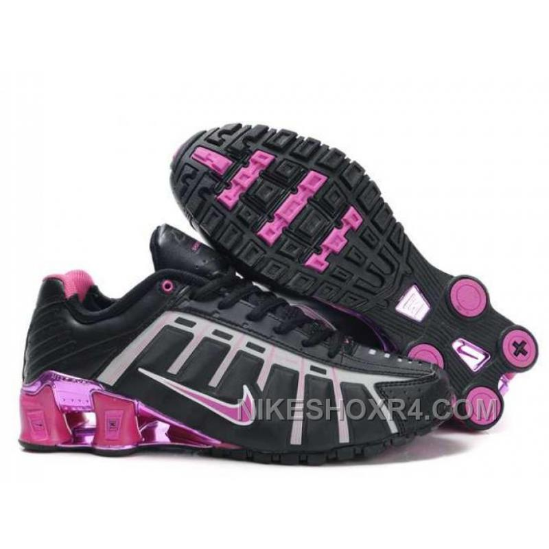 Nike Shox NZ III Third Womens Black Pink ...