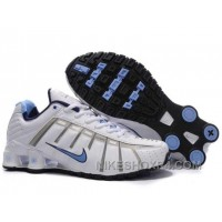 Nike Shox NZ O'Leven Womens White Blue 2pY58