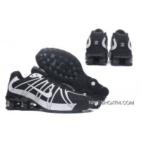 NIKE SHOX OZ 801 7 White Swoosh Cheap To Buy