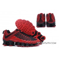 Nike Shox TLX 0016 Red New Style