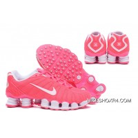 Nike Shox TLX 0018 Women Pink Outlet