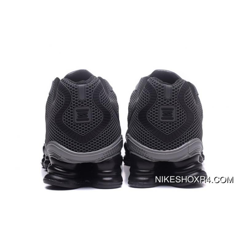 timeless design 3d892 d779c Nike Shox TLX 0018 All Black Men Super Deals .