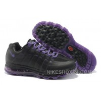 Womens Nike Air Max 95 360 Anthracite Purple AMFW0241 Black Friday Deals Hmc4w
