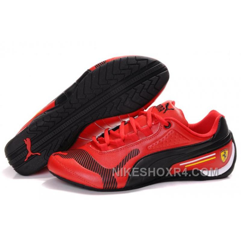 For Sale Puma Ferrari Trainers Black/White 829 286E7 ...
