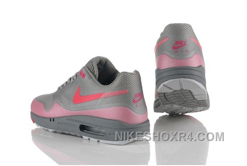 best sneakers 033aa 2155a Authentic Discount 2014 New Nike Air Max 87 Hyperfuse Mens Shoes Silver Sun  Red Hot Sell