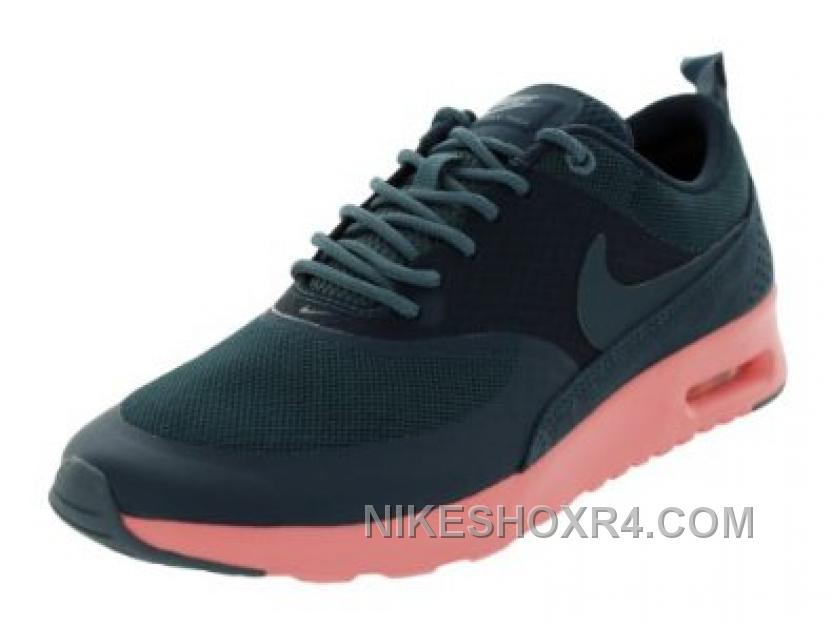 fe4253d191c Nike Air Max Thea Womens Pink 2016 XMS2172  Black Friday Deals NSyFY ...