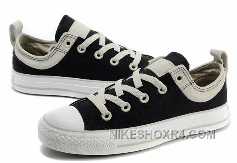 e3a193139e40 CONVERSE Chuck Taylor Black Performers Casual Style Easy Slip All Star P  Canvas Suede Sneakers Cheap