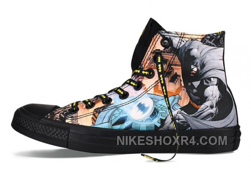 batman converse mens size 10