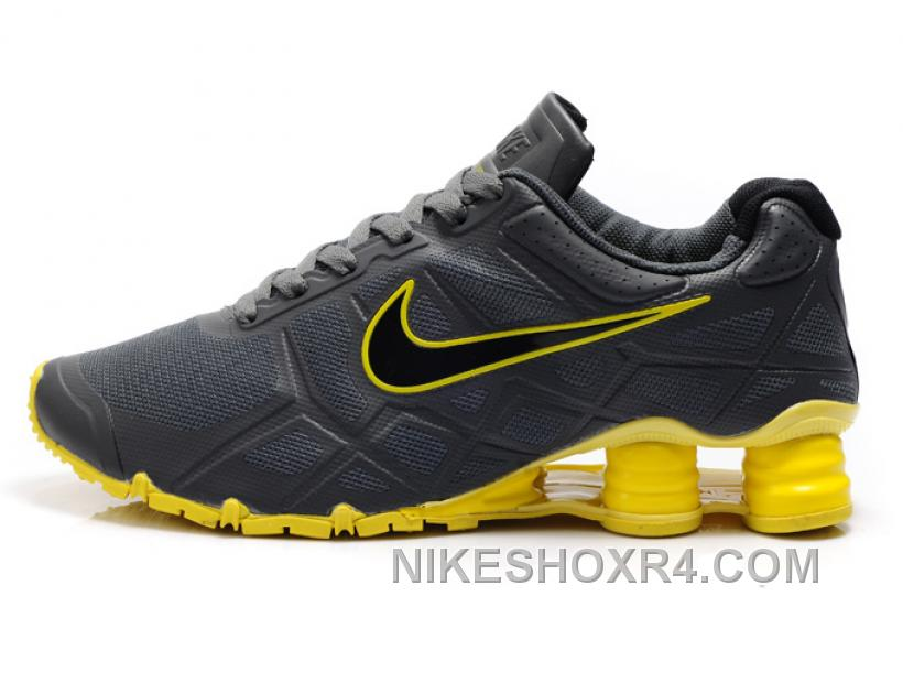 c09336e7452 Nike Shox Turbo 12 Mens Running Shoes Air Force Half Marathon Dan ...